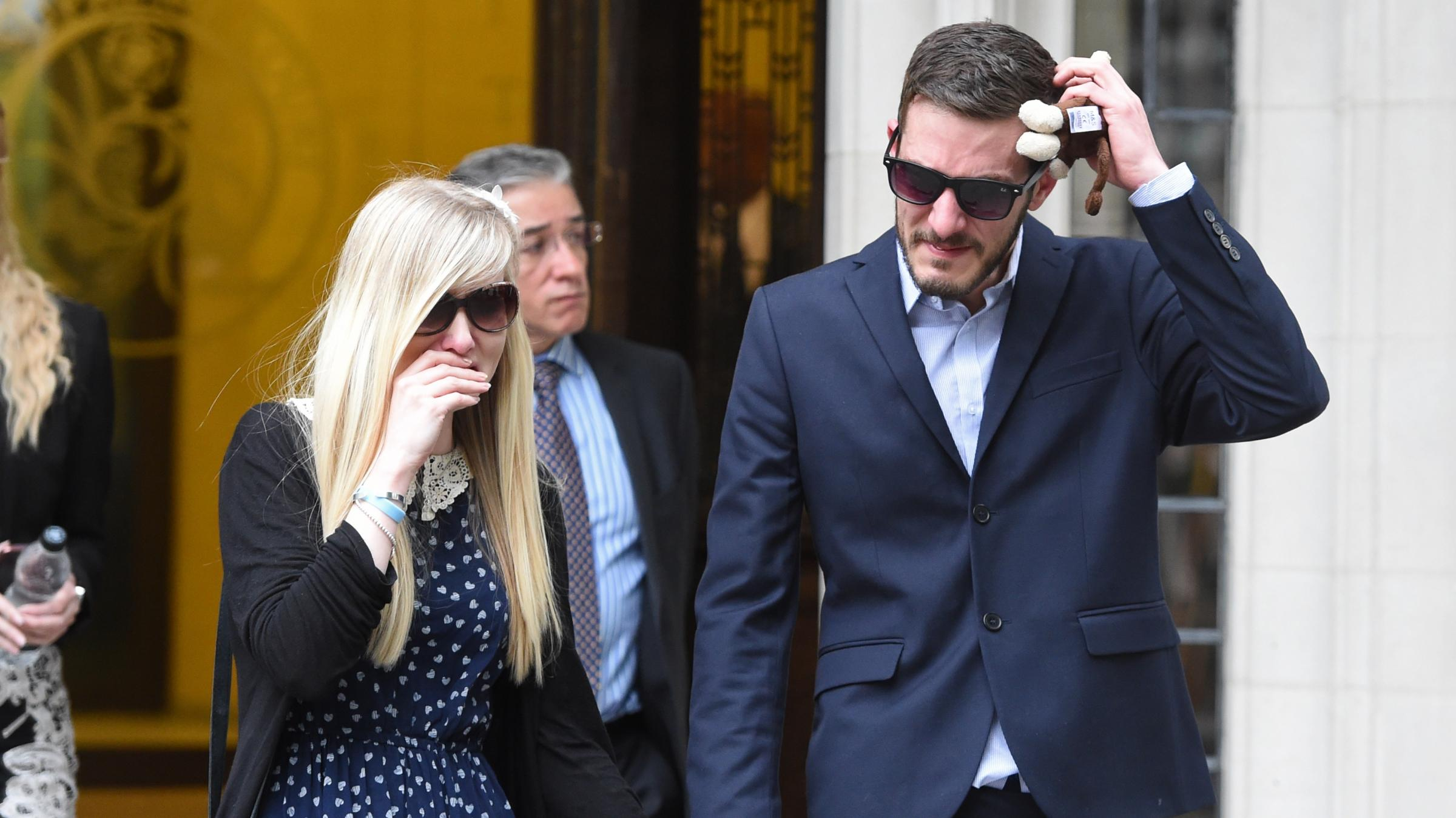 Charlie Gard's parents await decision from European Court of Human Rights