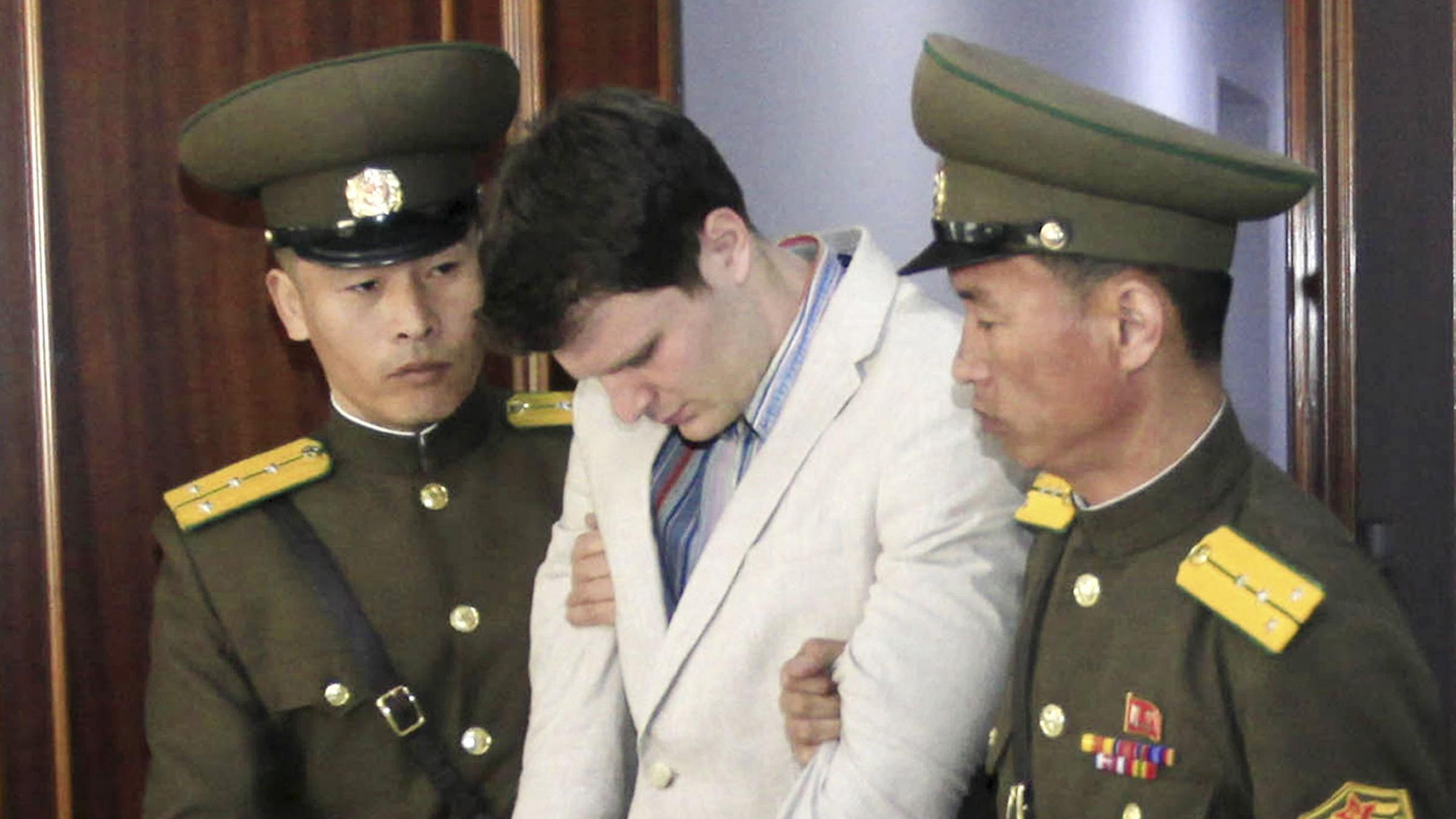 US official's 'quiet diplomacy' led to Warmbier's release