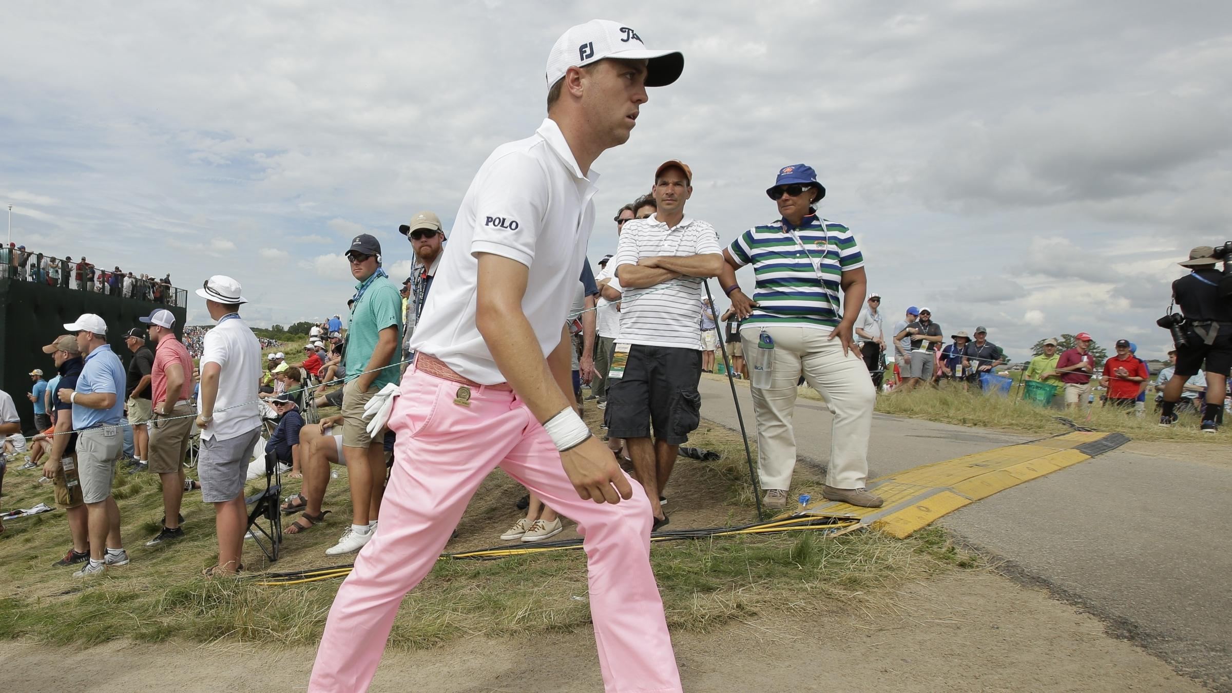 Golf's best miss cut leaving crazy logjam at Open