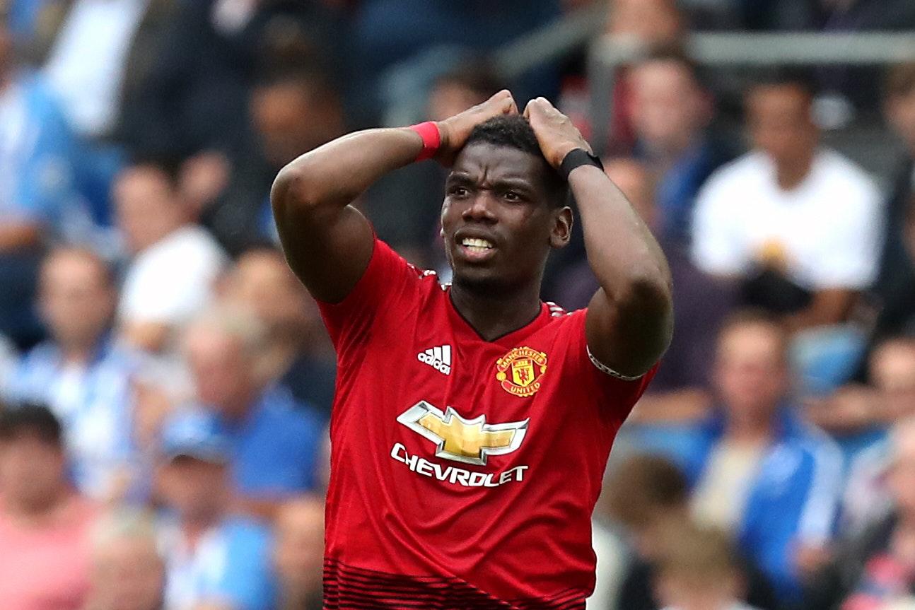 Brighton loss a big lesson for United - Pogba